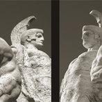 Angel Diptych, Rome