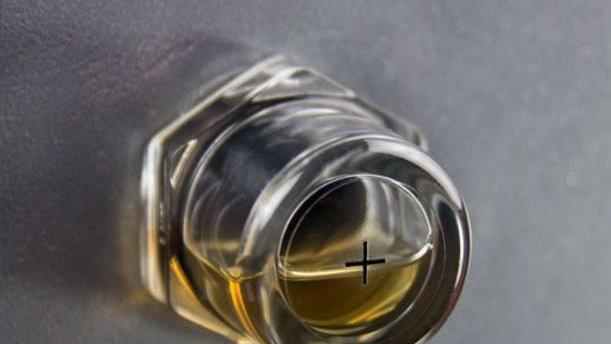 Einfalt og sterkt olíuglas