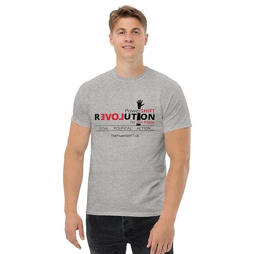T-shirt épais pour homme