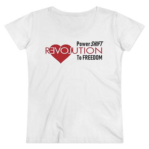 T-shirt amant bio pour femme