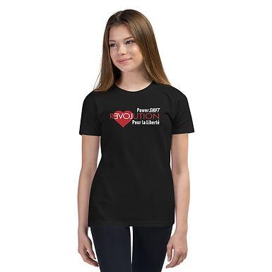 Youth Unisex Short Sleeve T-Shirt