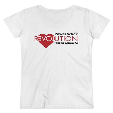 Organic Women's Lover T-shirt (fr)