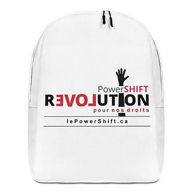 FR- Minimalist Backpack