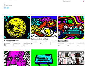 Interview with Teletext Artist Horsenburger