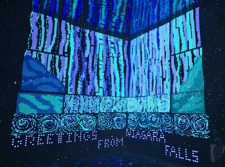 KLefort_Niagara_Falls_Mosaic - Kyle Lefo