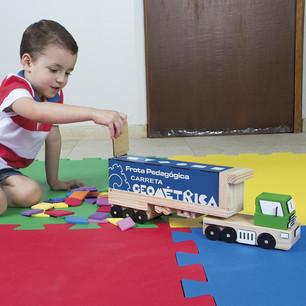 Brinquedos ganham destaque na 3ª Expomulti