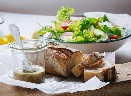 3 Yummy Salad Dressings