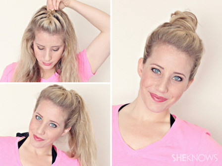 5 Cute Styles for Wet Hair