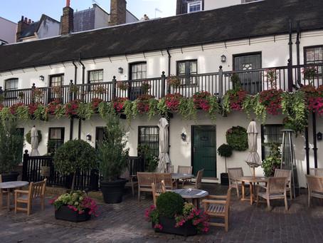 ENGLAND - London: The Stafford Hotel