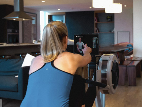 Join a Virtual Rowing Class