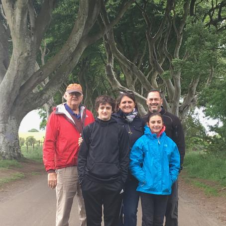 IRELAND: Family Adventure & Authenticity