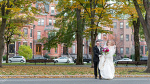 Chelsea & Filip - Algonquin Club, Boston, MA