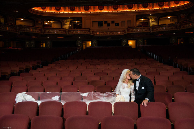 Carolyn & Chris - Wang Theater, Boston MA
