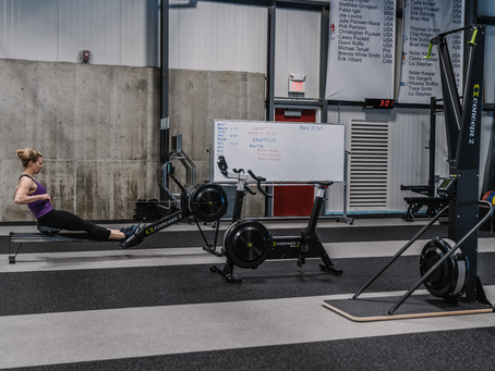 The Health Benefits of Indoor Rowing