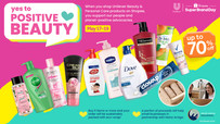 Unilever Says Yes to Positive Beauty