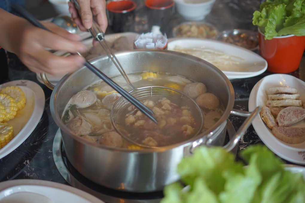 Chao Shang Beef Hotpot City Opens In Pasay