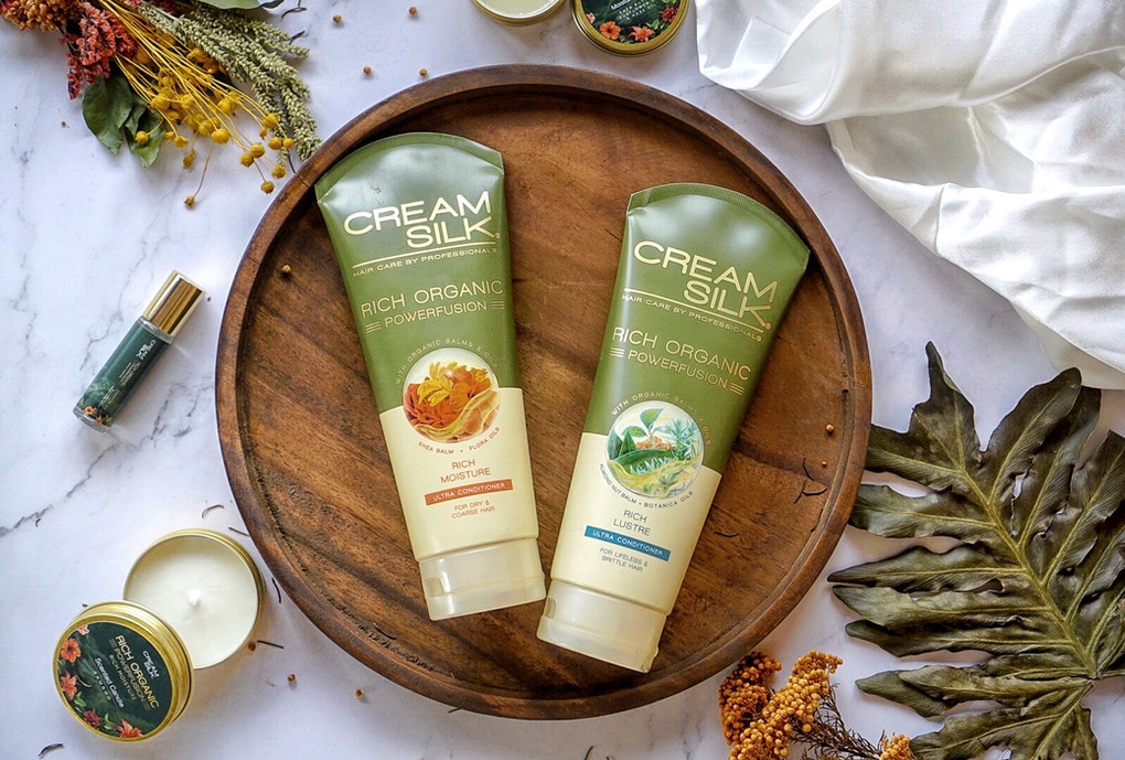 Cream Silk launches its Organic Powerfusion Ultra Conditioner