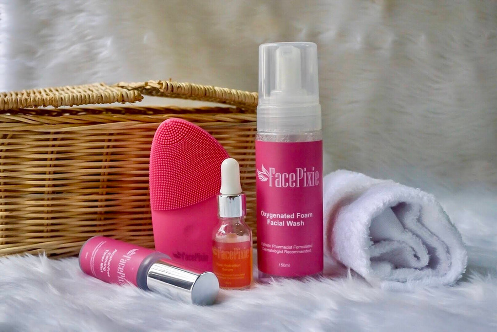 FacePixie Beauty Wand, Skin Care & Cleansing Pod Review