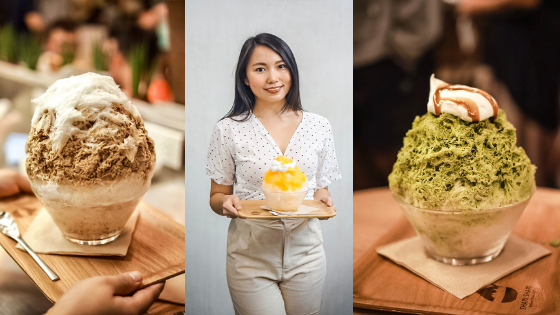 Shari Shari Kakigori House: Newest Japanese Dessert Place in Town