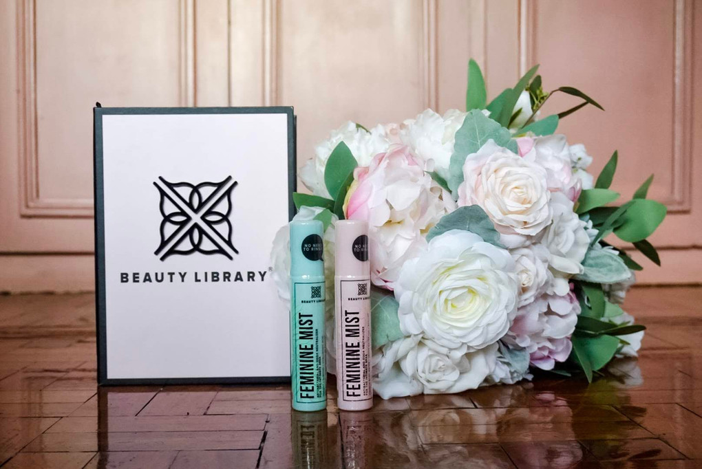 Beauty Library: Confidence In A Spritz