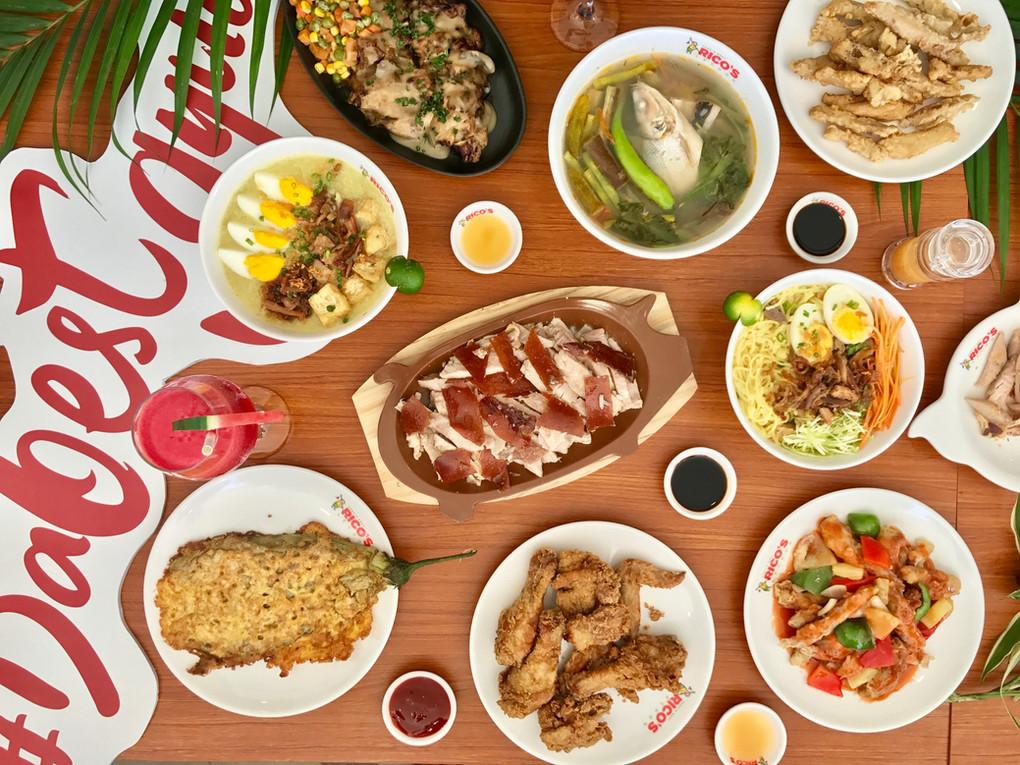 Cebu's Best Rico's Lechon By The Bay