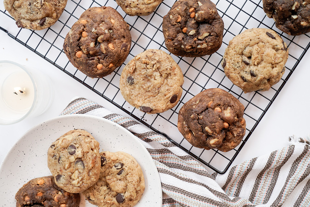 Valentine's Day Gift Idea: FET BOYS Too Much Chocolate Chip Cookie