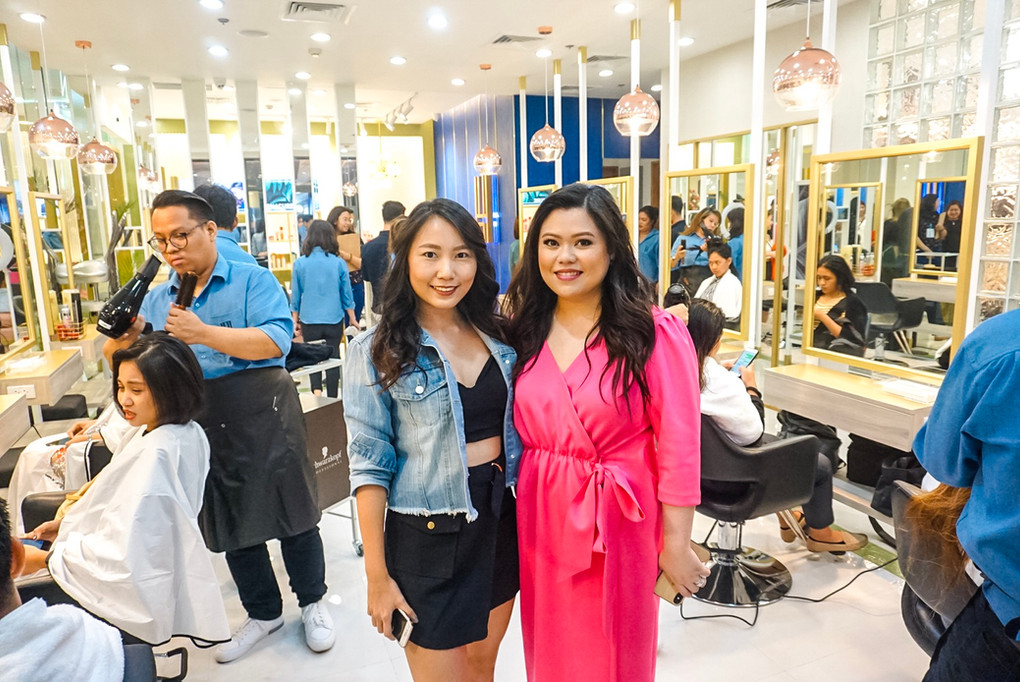 Headtown Salon and Spa at Ayala North Exchange