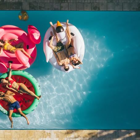 Pool party spéciale stratégie web à Lyon