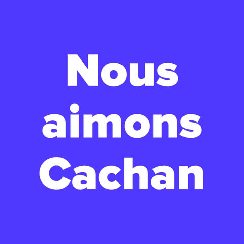 Cachan : petite présentation pour réseaux sociaux