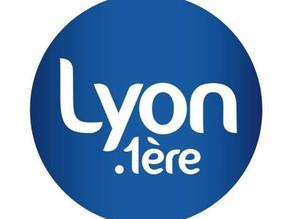 Interview au sujet de la Vie à Lyon 7e sur Lyon Premiere
