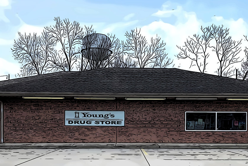 Young's Drug Store storefront Image
