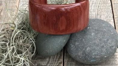 Purple Heart Cuff Bracelet