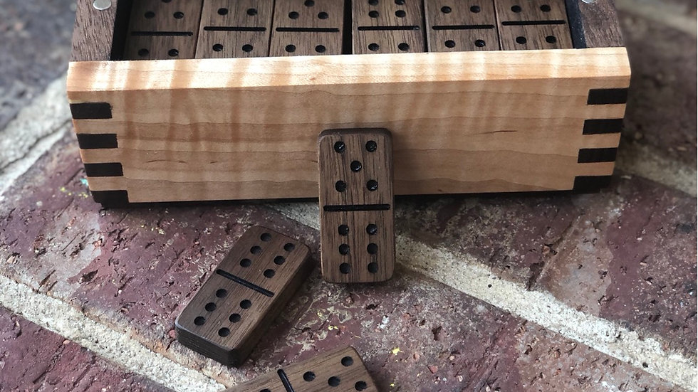 Handmade Domino Set