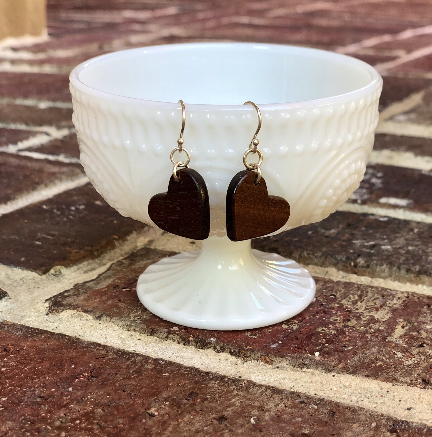 Thumbnail: Heart Earrings, Great Valentines Day Gifts!