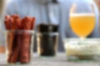 Eat beer : crackers Beerfood