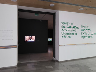 Africa Shafted in Tel Aviv Exhibition: South of the Sahara: Accelerated Urbanism in Africa