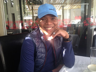 Tebogo Sees Himself in Africa Shafted for the First Time