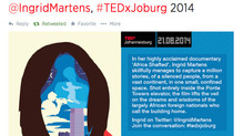 Life Lessons from the Women of TEDxJohannesburg - Ingrid Martens
