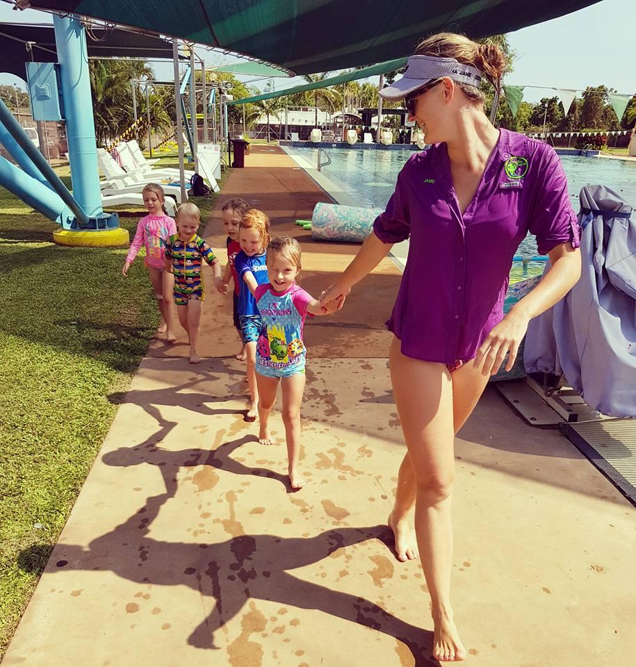 Travelling Tadpole NT swim school