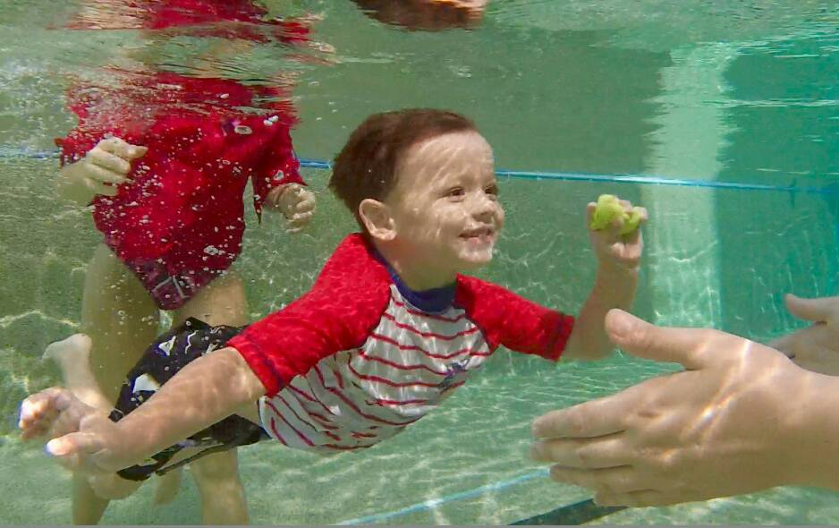 Gove Pool, Nhulunbuy, Learn to Swim