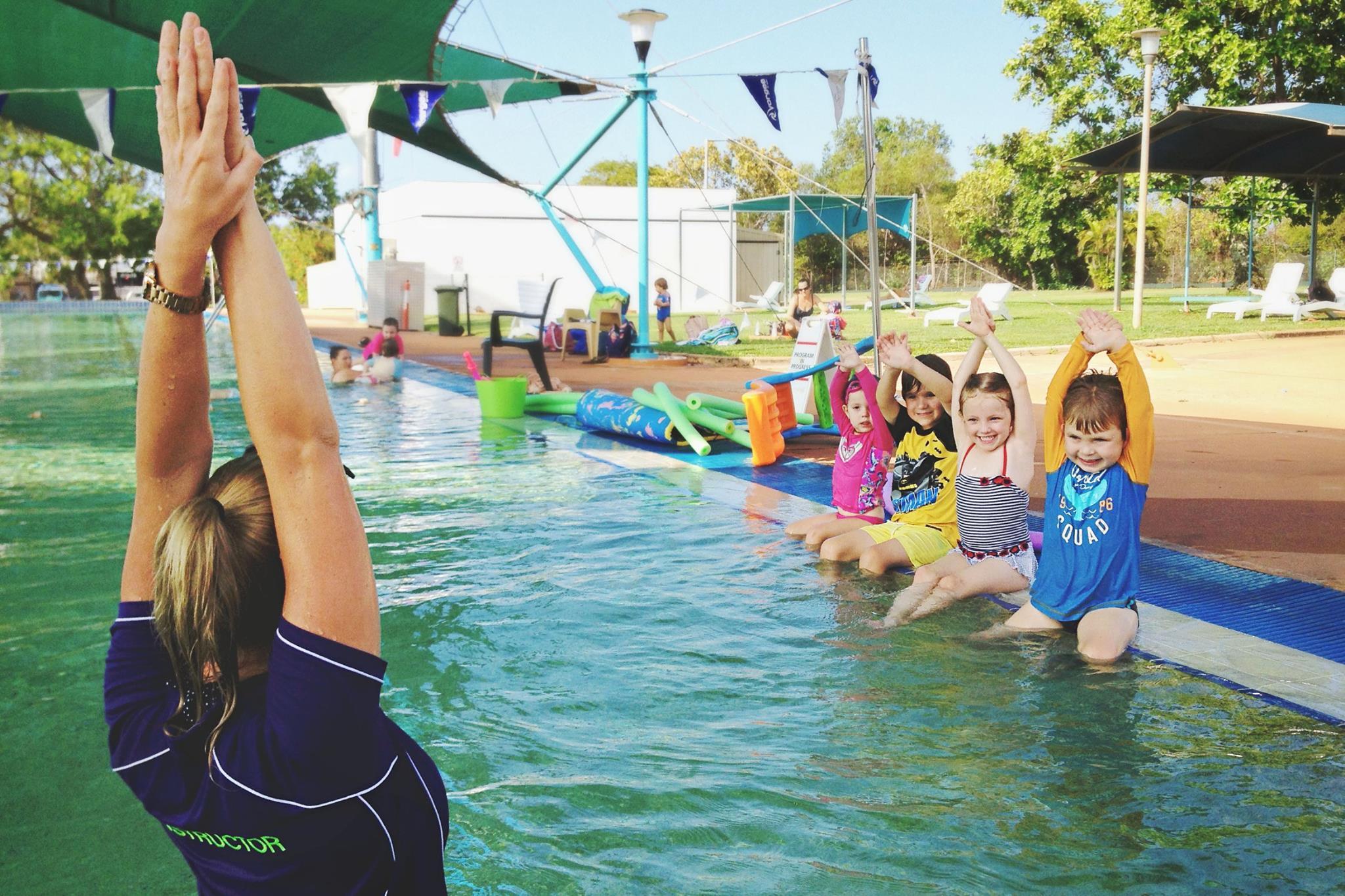 nt swim school, learn to swim, gove
