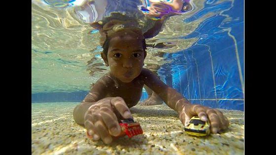Aboriginal Learn to Swim, NT