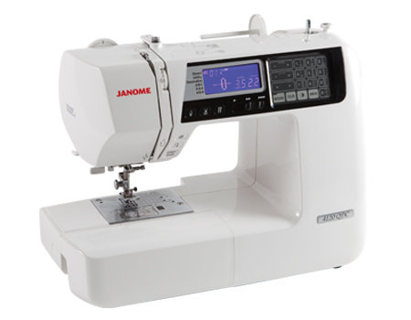 Janome 4120 QDC-T