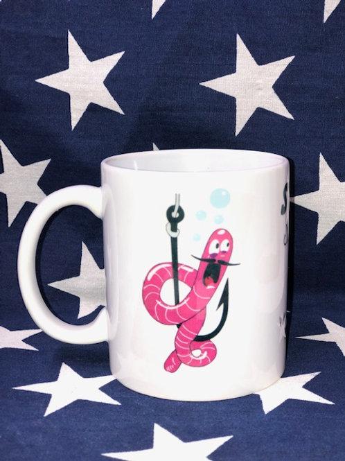 Stinky Pinky's mug