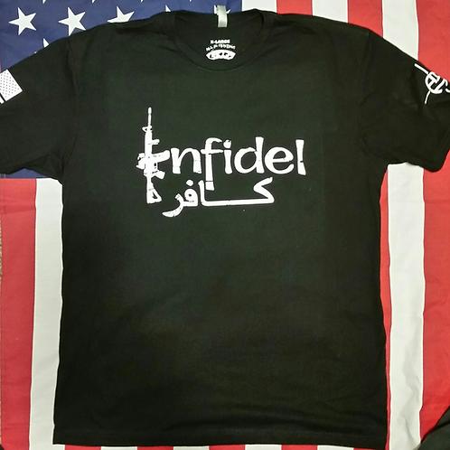 Men's Infidel Black shirt