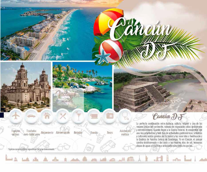 Cancun-y-DF