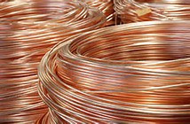 Copper on the rise!