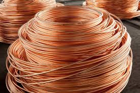 Copper being hit hard in uncertain times