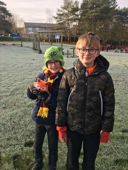 Primary school outdoor learning