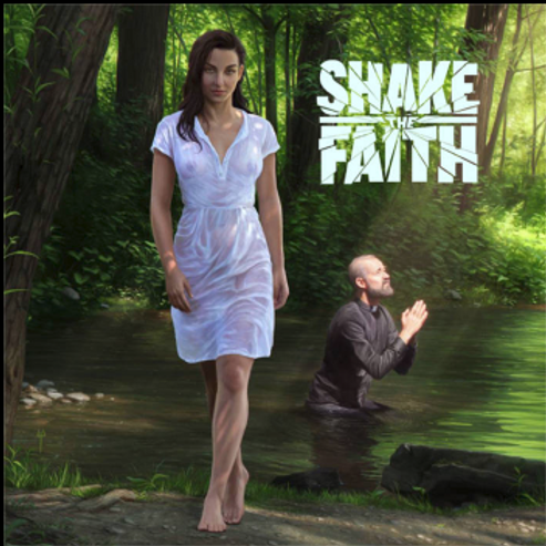 Shake the Faith CD